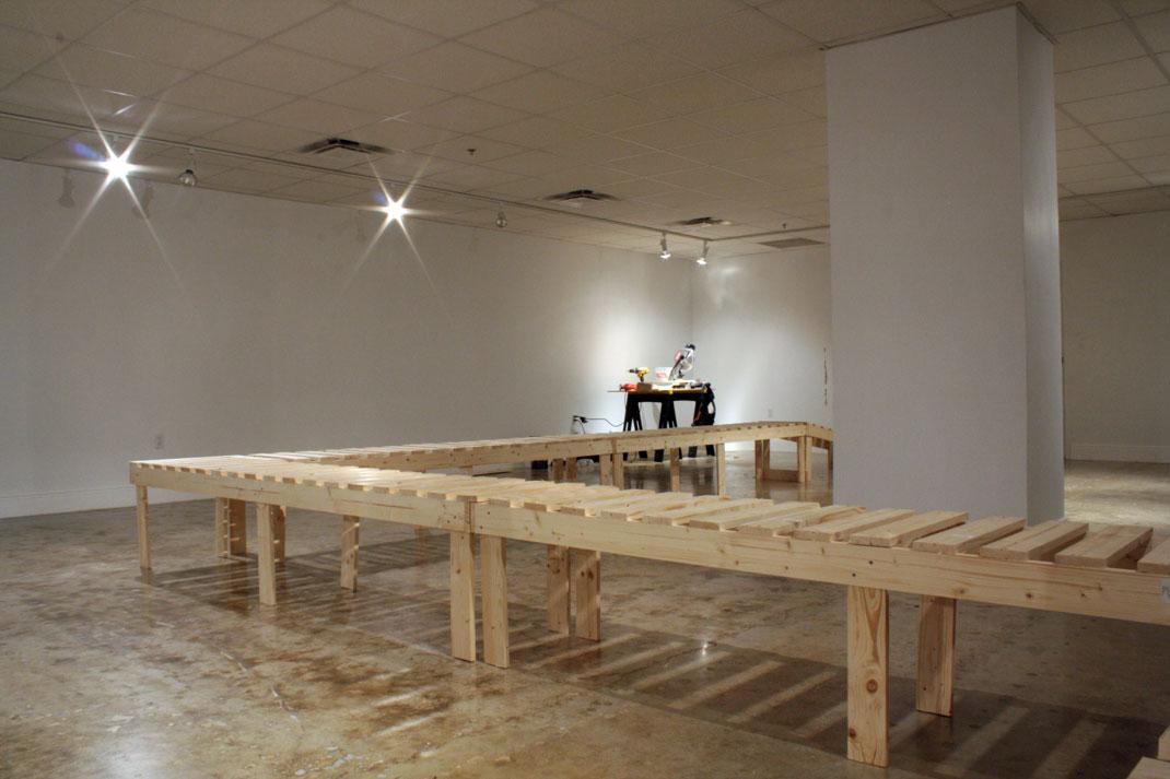 Paul Donald - Solo Exhibition