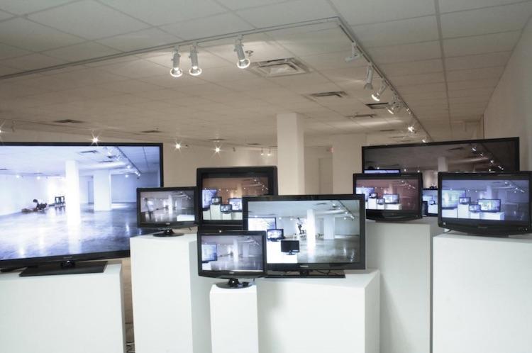 Installation View (2013)