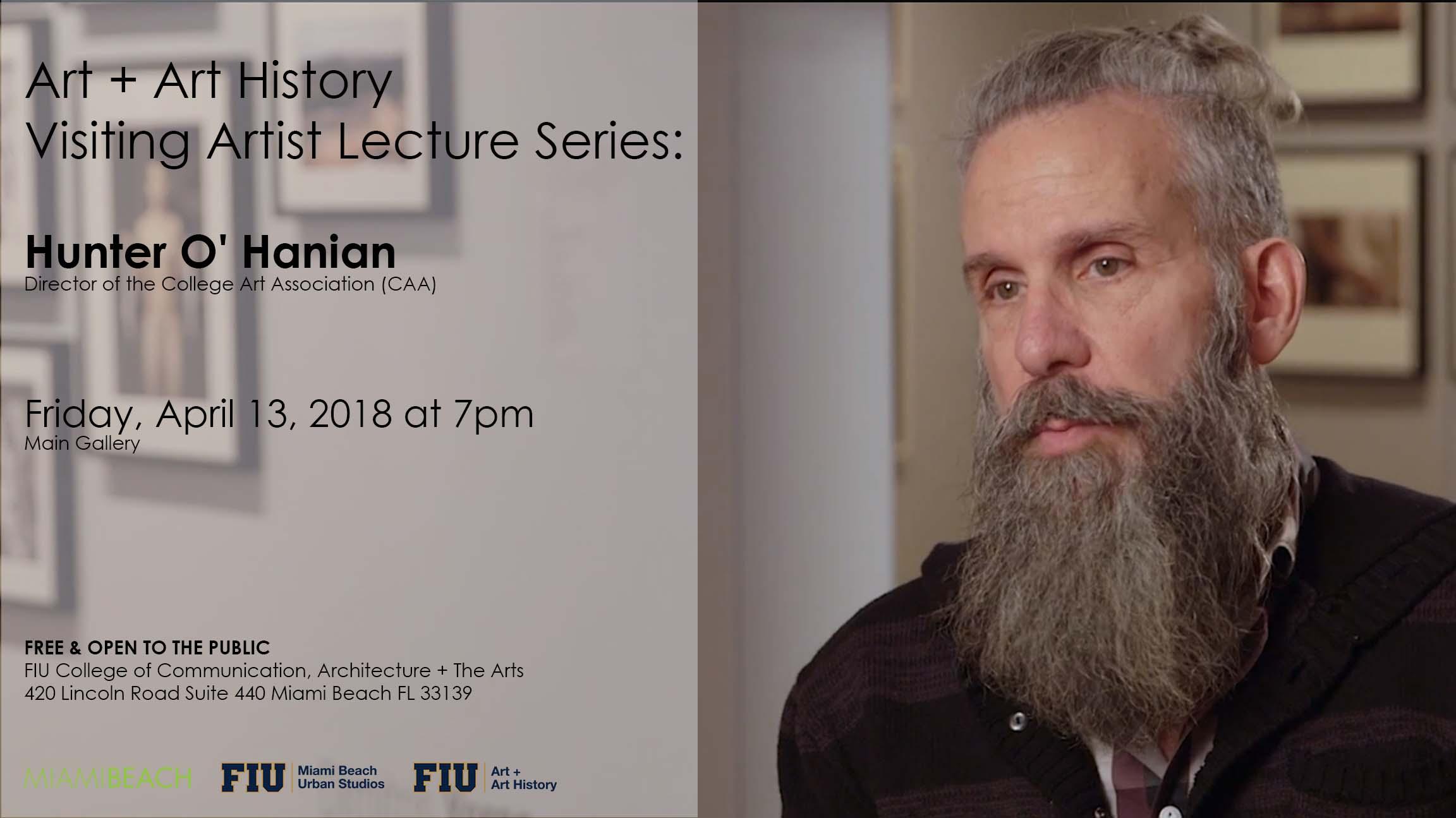 Hunter o'hanian Lecture.jpg