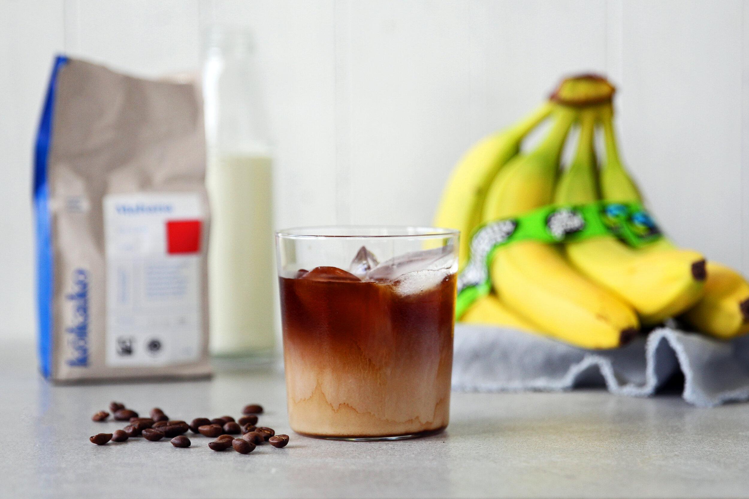 Banana Coffee Milk