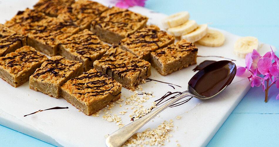 banana-oat-bars