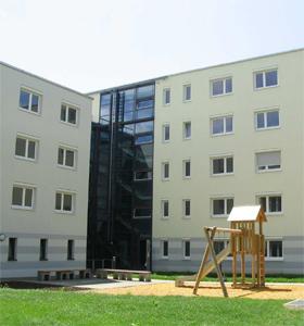 Wohnbebauung Möhringen