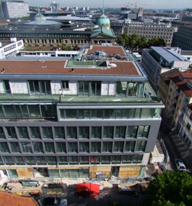 Das Quadrat Büchsenstraße