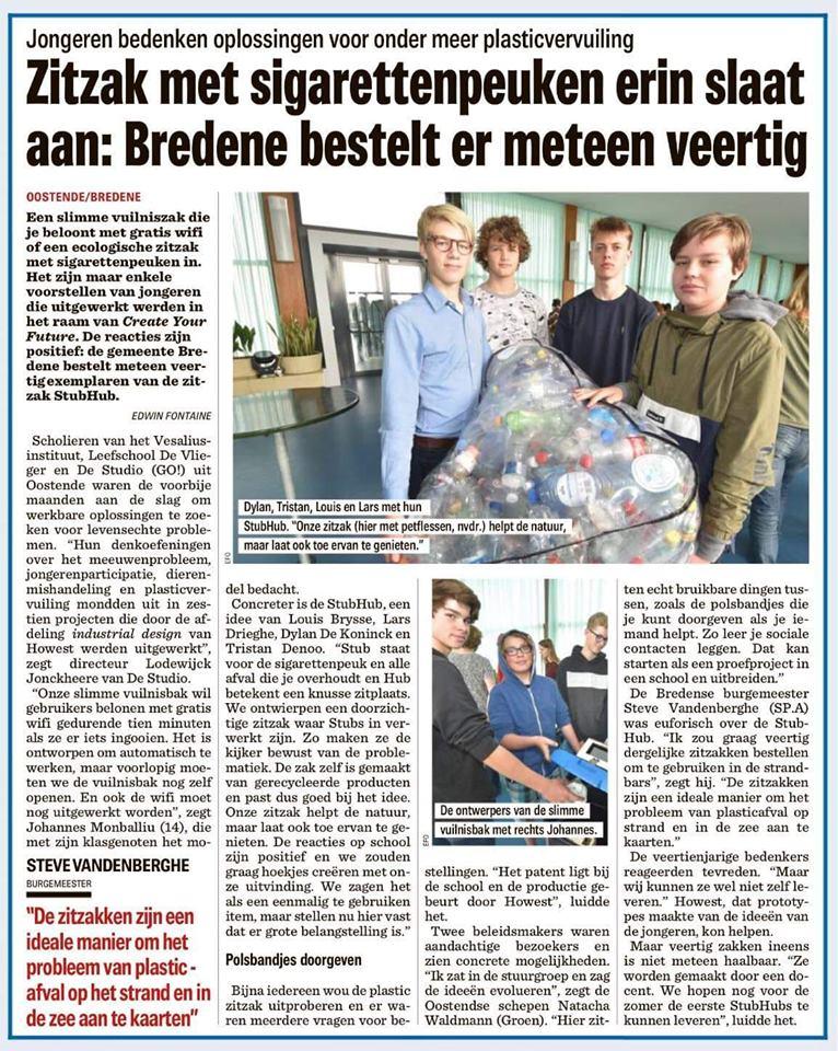 Het Nieuwsblad 11/5/2019