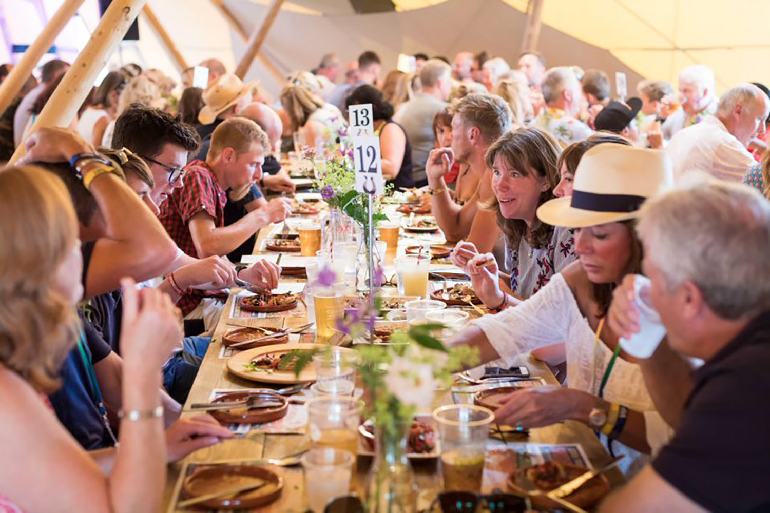 Feast, Cornbury Music Festival
