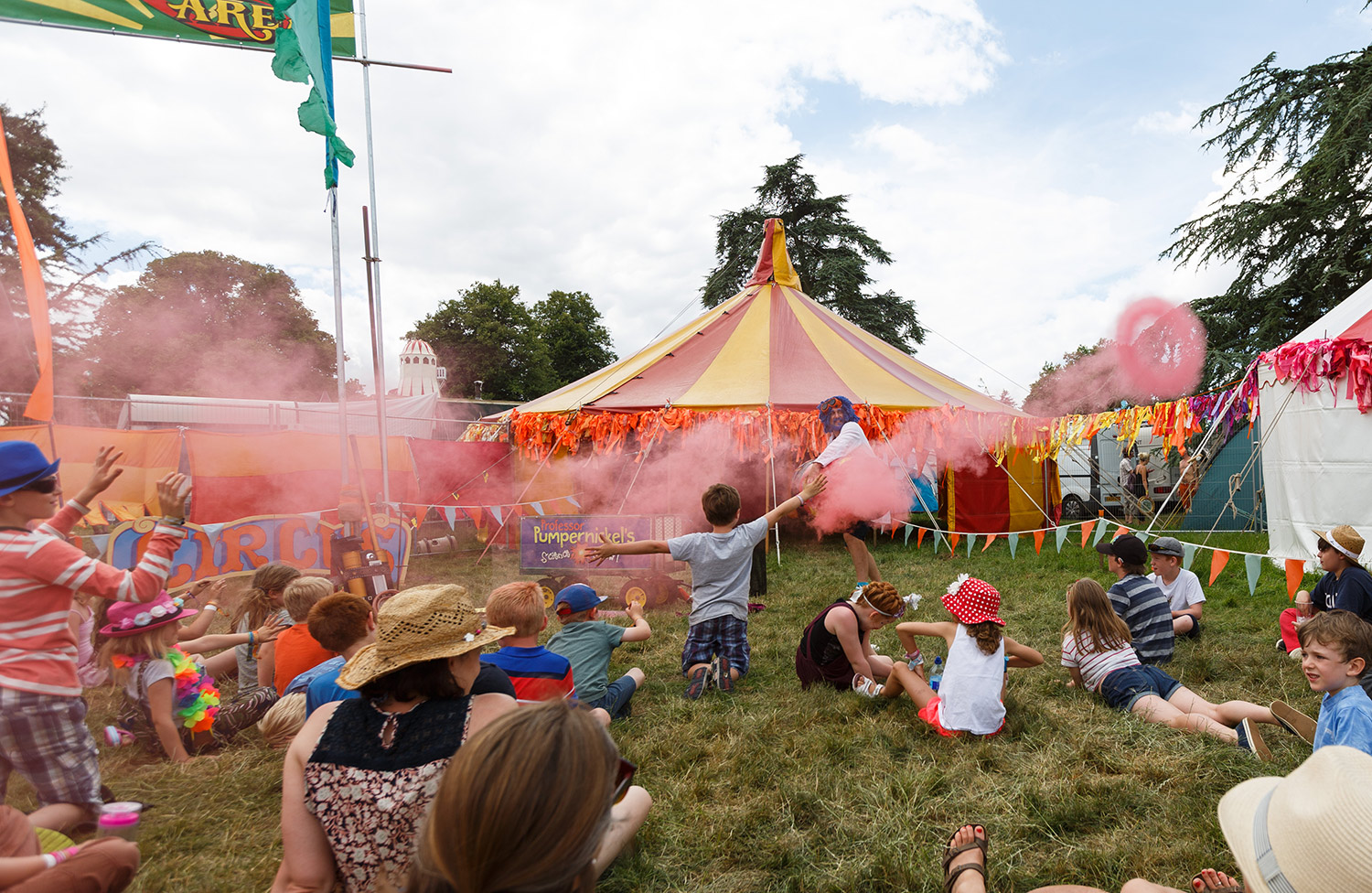 Kids Tickets, Cornbury Music Festival, The Great Tew Park, Oxfordshire