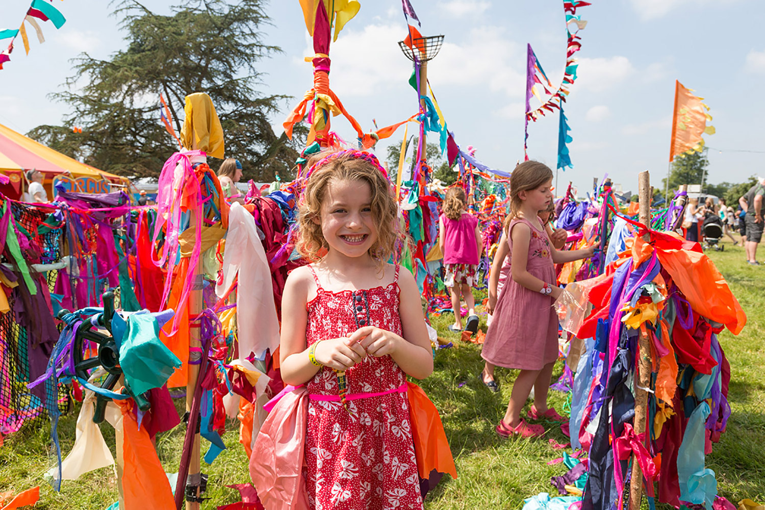 Kids Tickets, Cornbury Music Festival