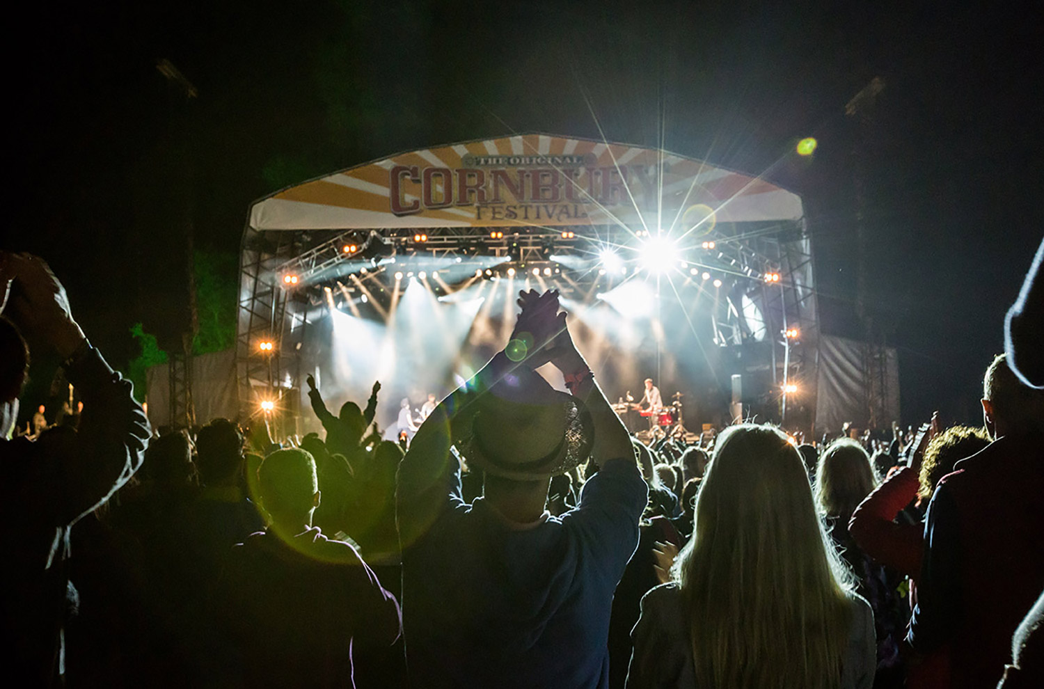 Cornbury Music Festival, The Great Tew Park, Oxfordshire