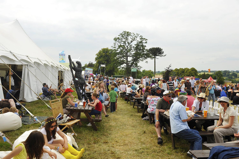 VIP Tickets, Cornbury Music Festival, The Great Tew Park, Oxfordshire
