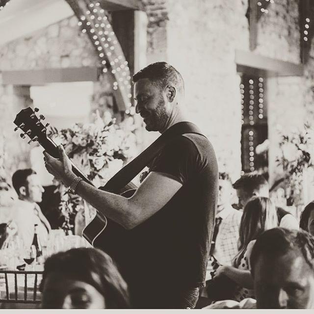 Stix holding down the rhythm guitar . . . . #wedding #weddingideas #bridetobe #weddingperformance #gaywedding #lgbtwedding #weddingparty #instawedding #instamusic #weddingband #weddingbands #weddingduo #weddingentertainment #weddingplanneritaly #weddingplanner