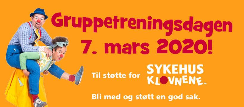 Hentet fra: https://gruppetreningsdagen.no/om/
