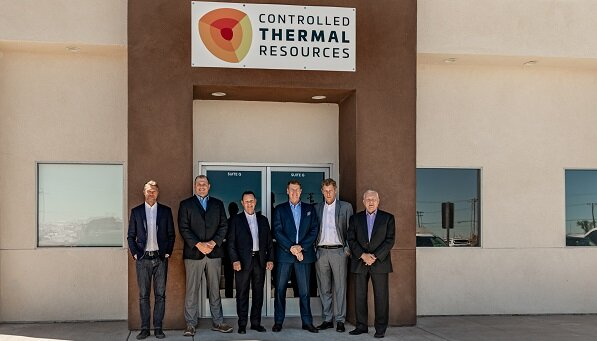 Team CTR at new U.S. headquarters in Imperial, California