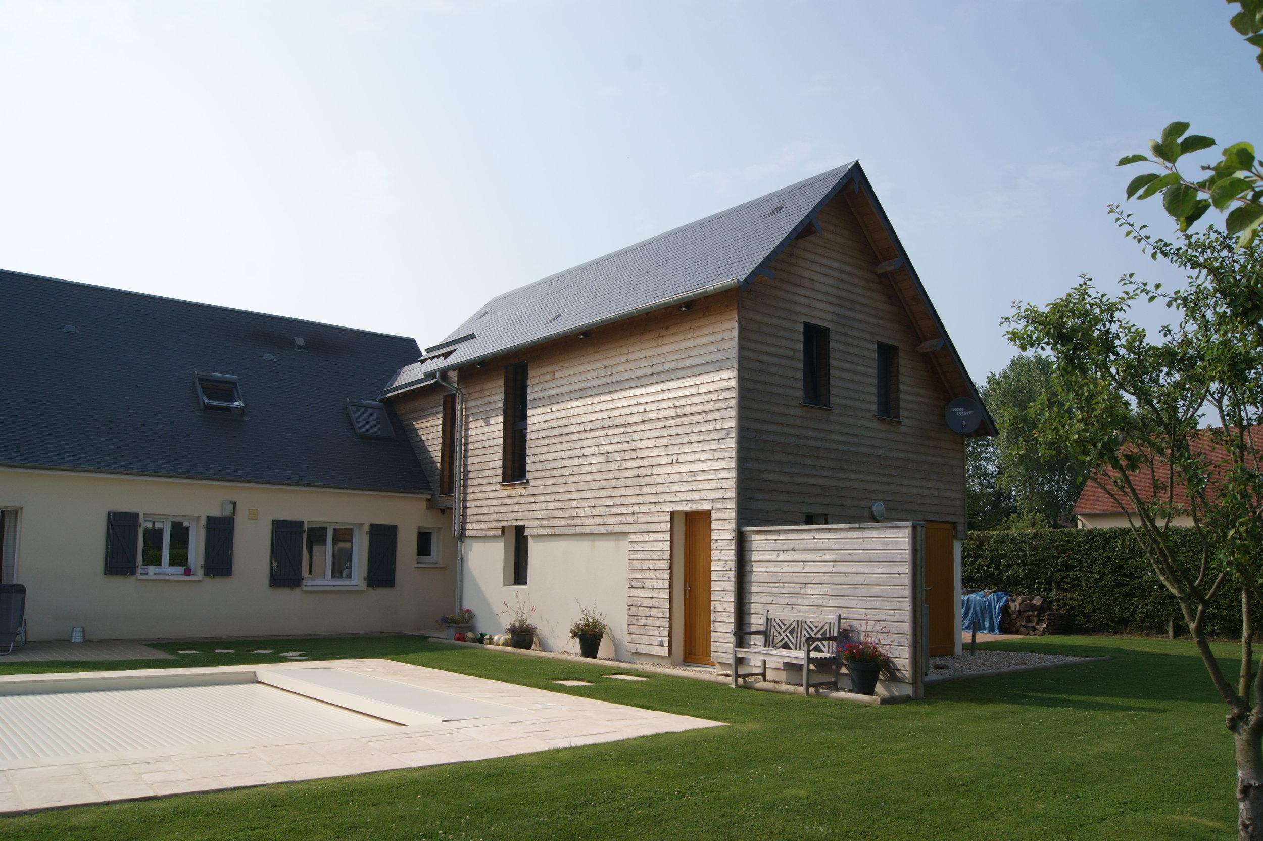Extension bois maçonnerie Saint Gatien des Bois après (3).JPG