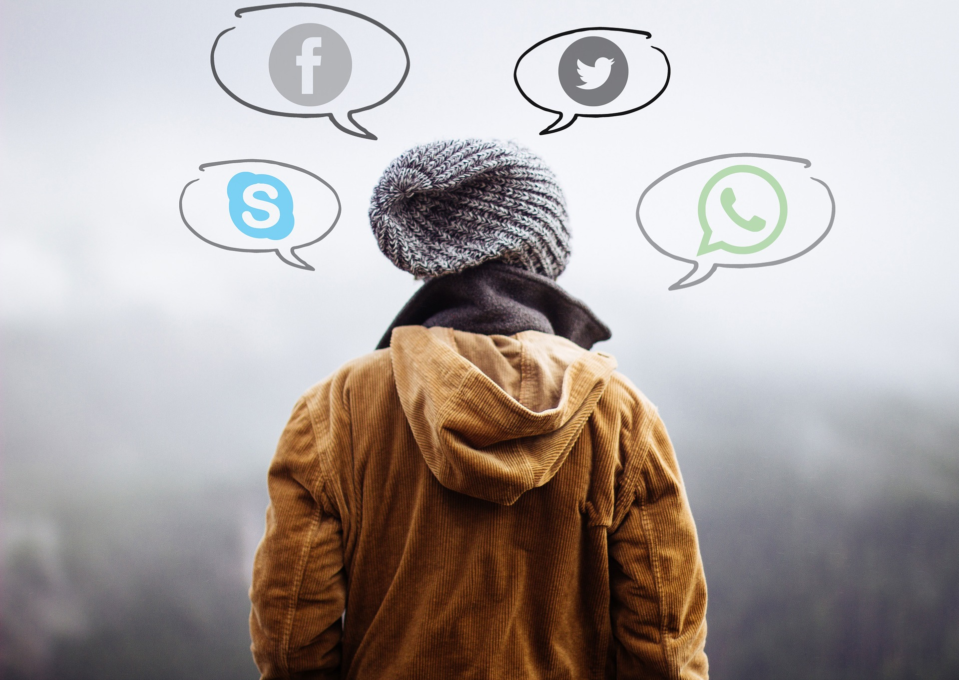 The art of being social - Social trends, conversations and marketing blueprints