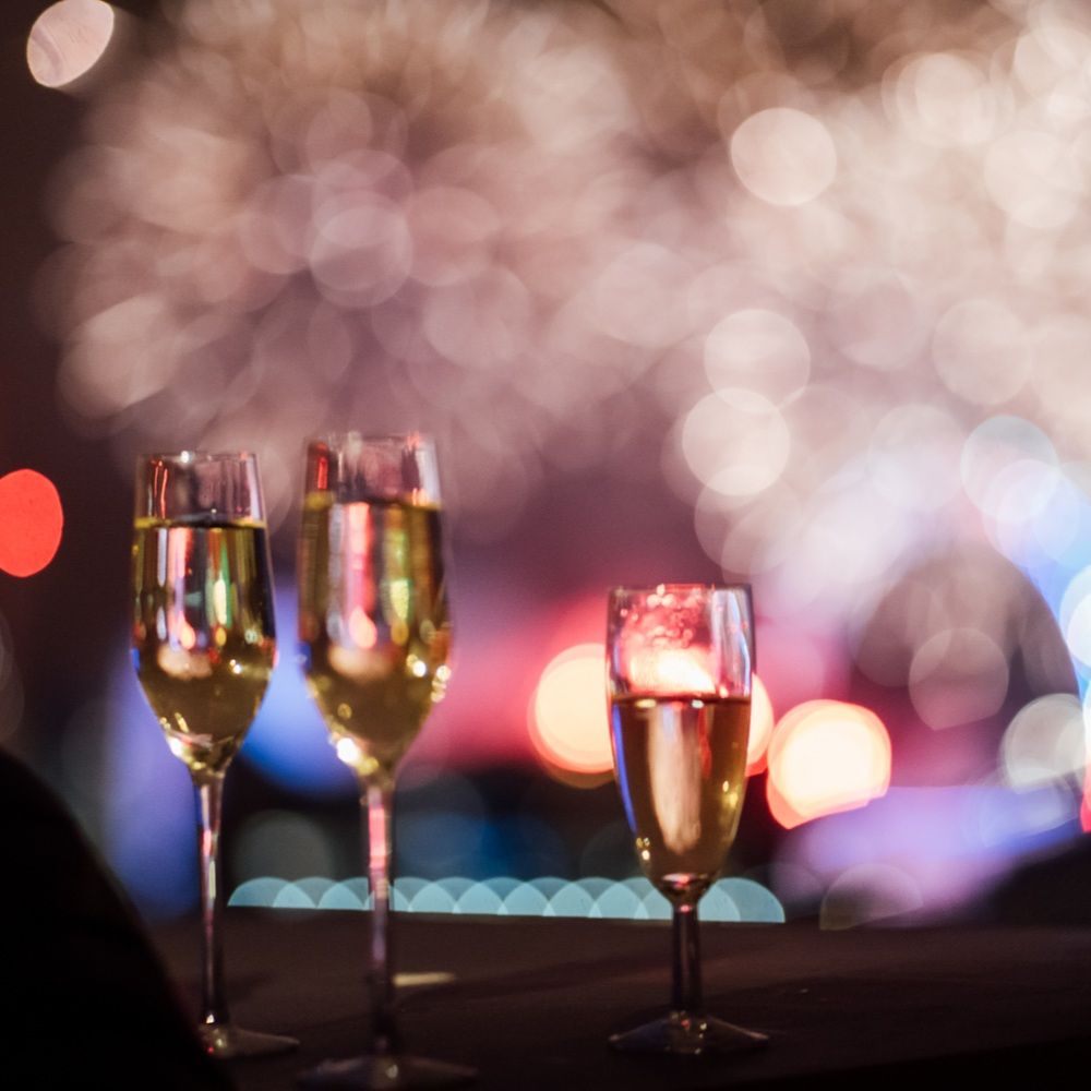 OCTOBER OFFER - Confirm your Christmas party with us this October and get a fizz reception, on us!
