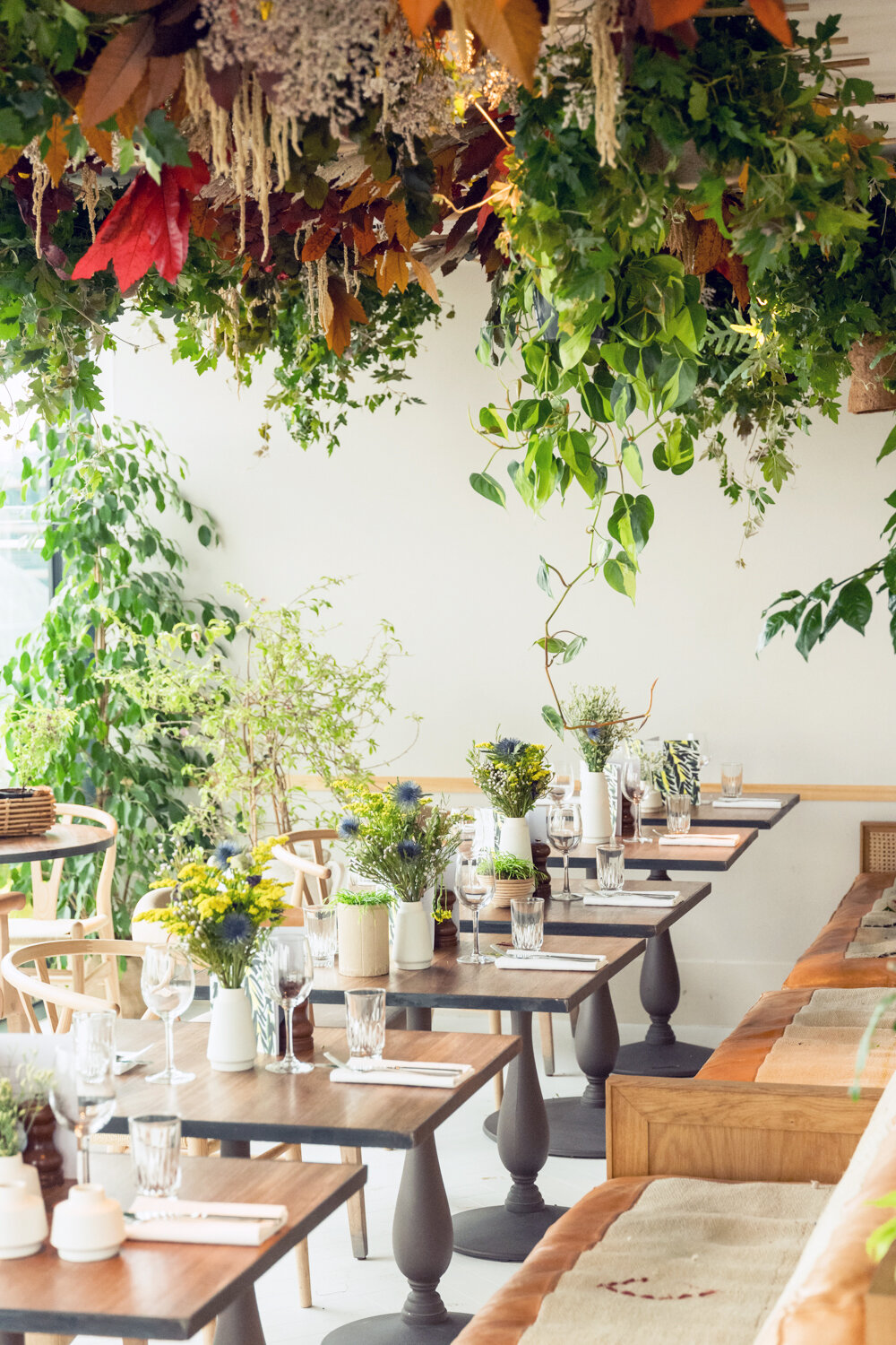 Supper Clubs - Join us in our stunning private dining room for a series of seasonal suppers this autumn.