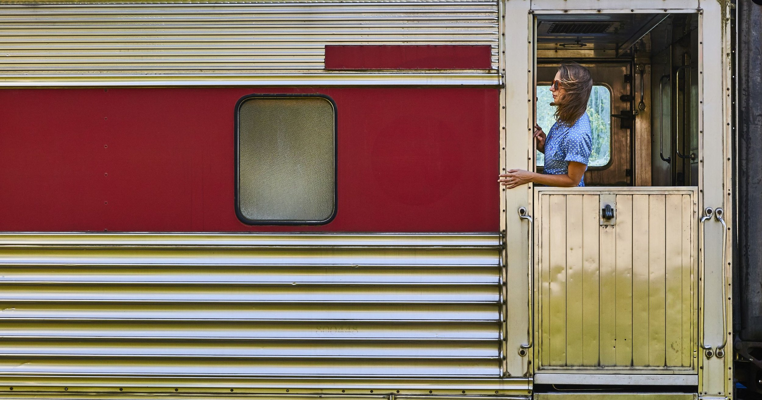TRAVEL DOSE - Around the WORLDBY TRAIN