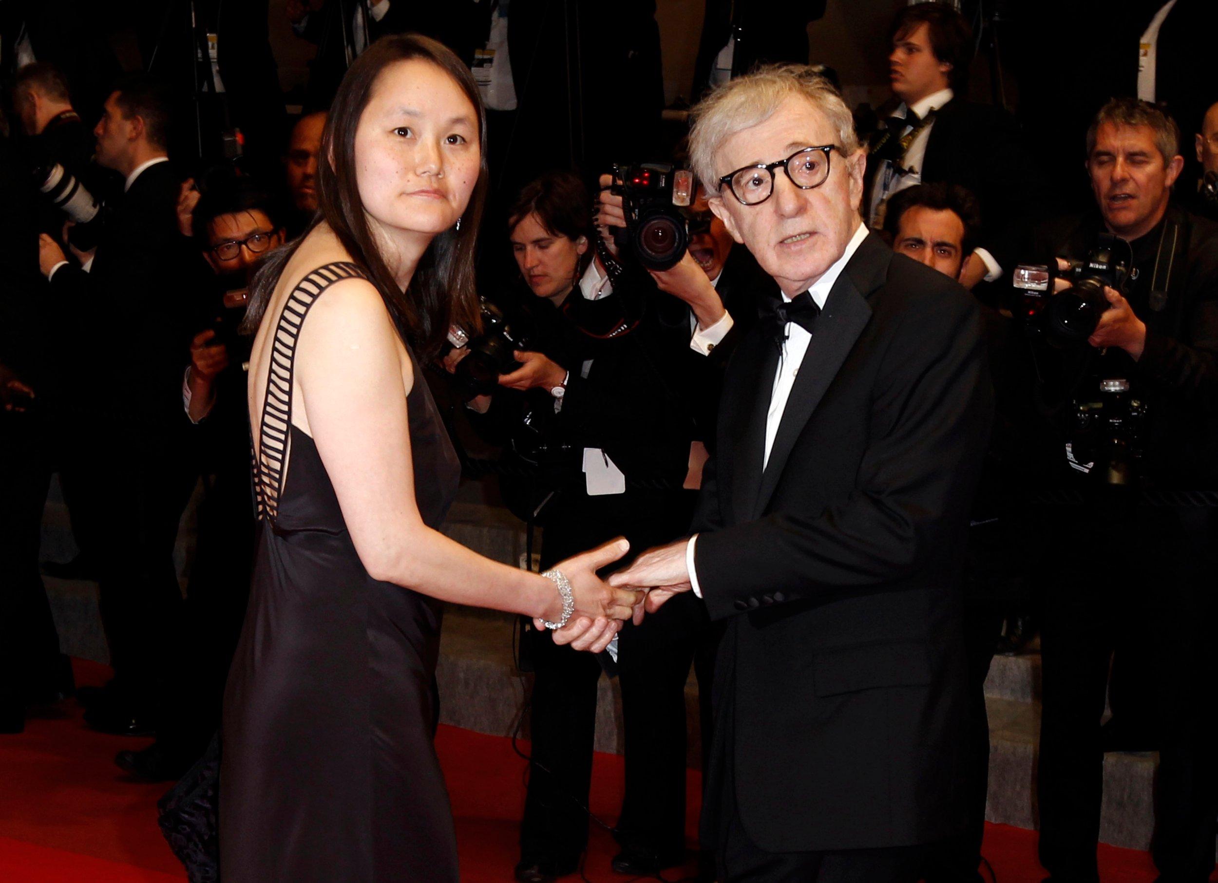 Soon-Yi, Woody Allen