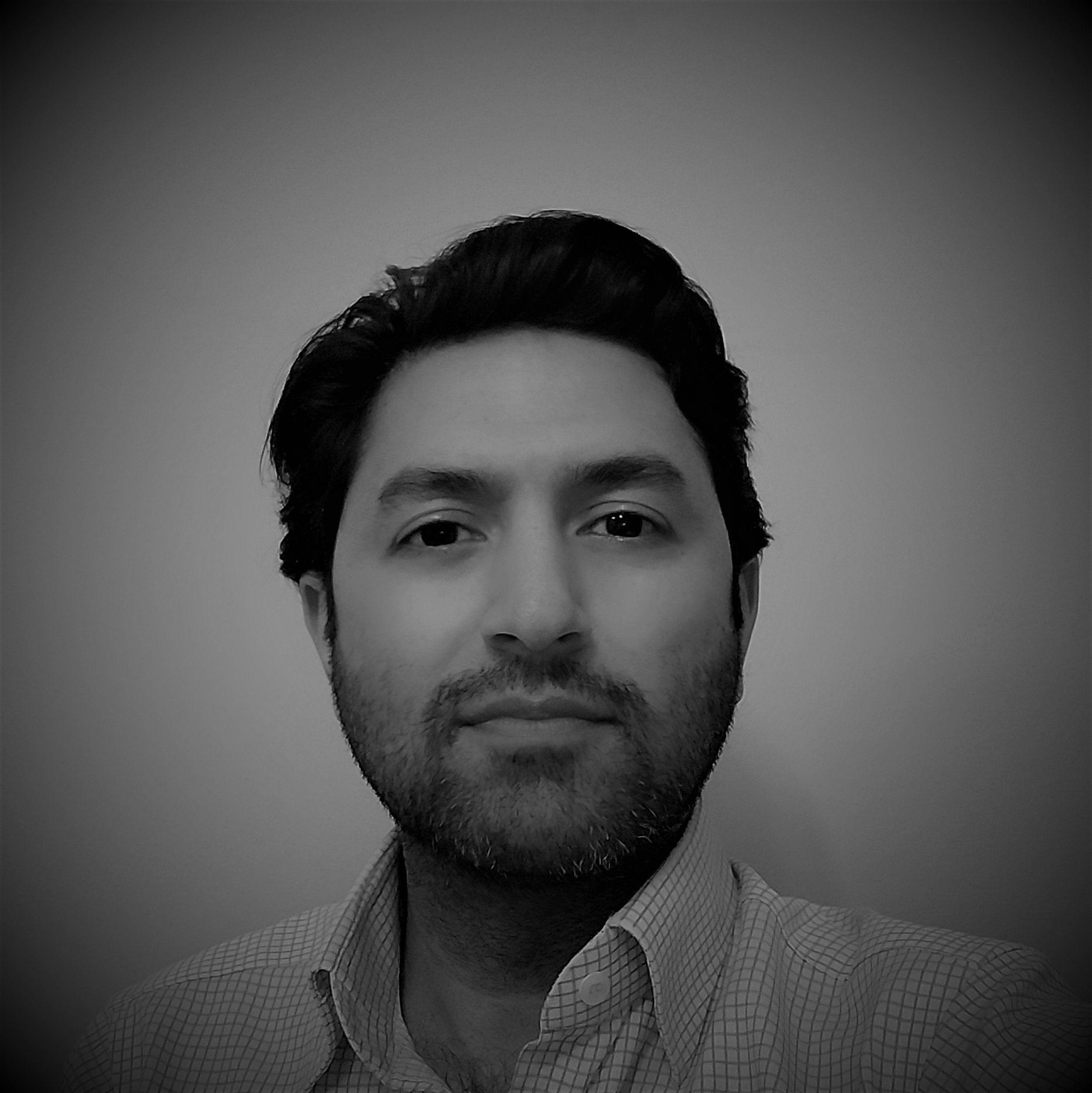 HARIS KHAN - Head of Finance