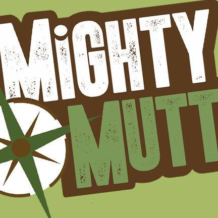 Mighty Mutt trail race -