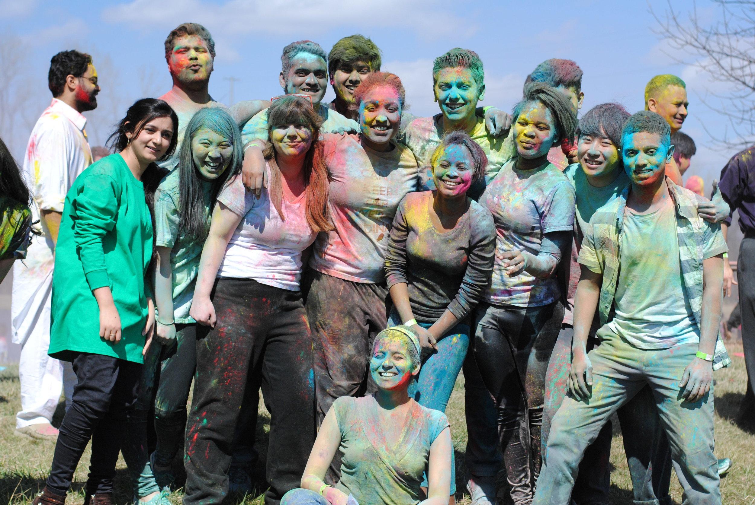 Holi: Festival Of Colors -