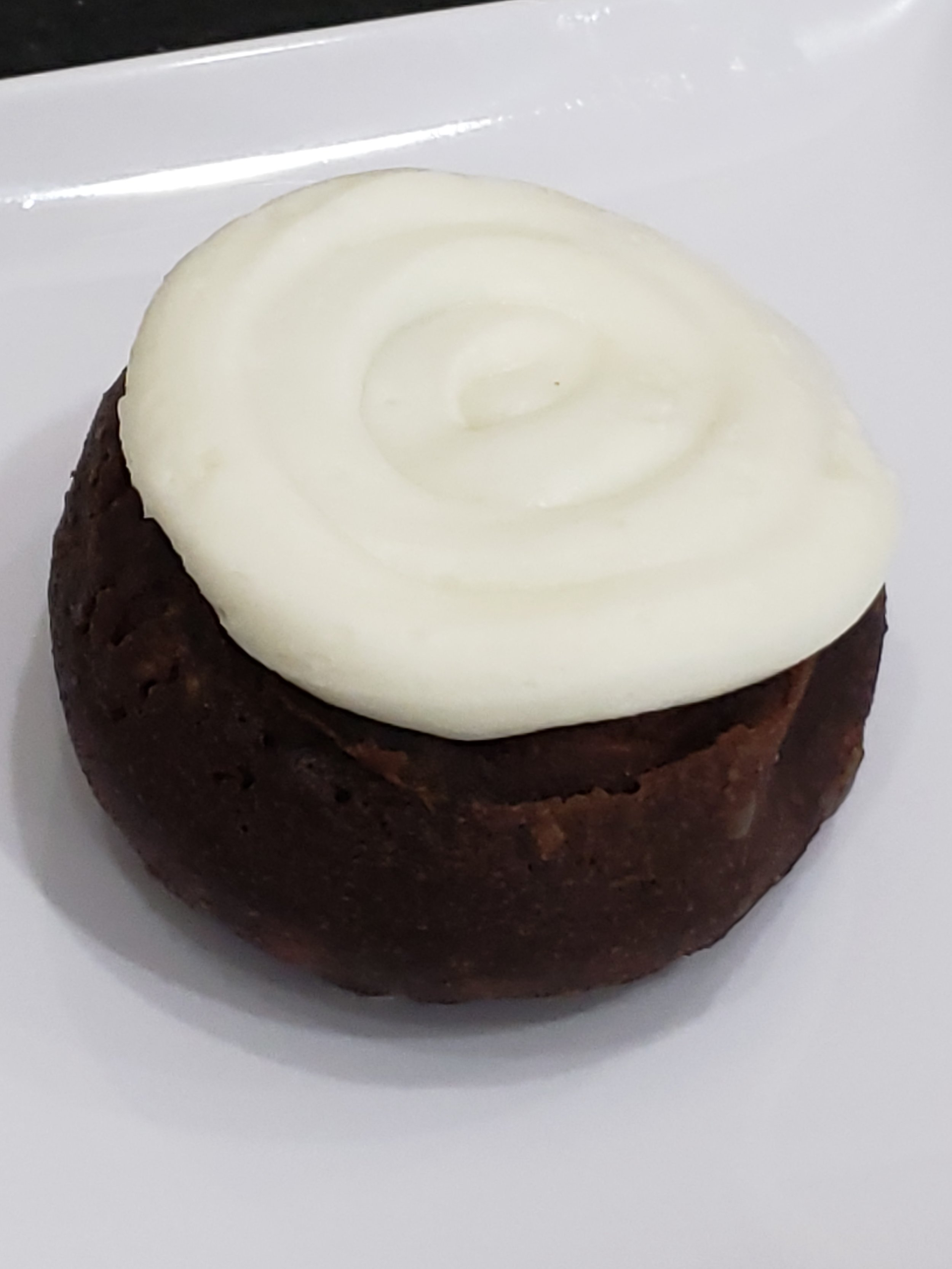 Chocolate w/ Creme Cheese