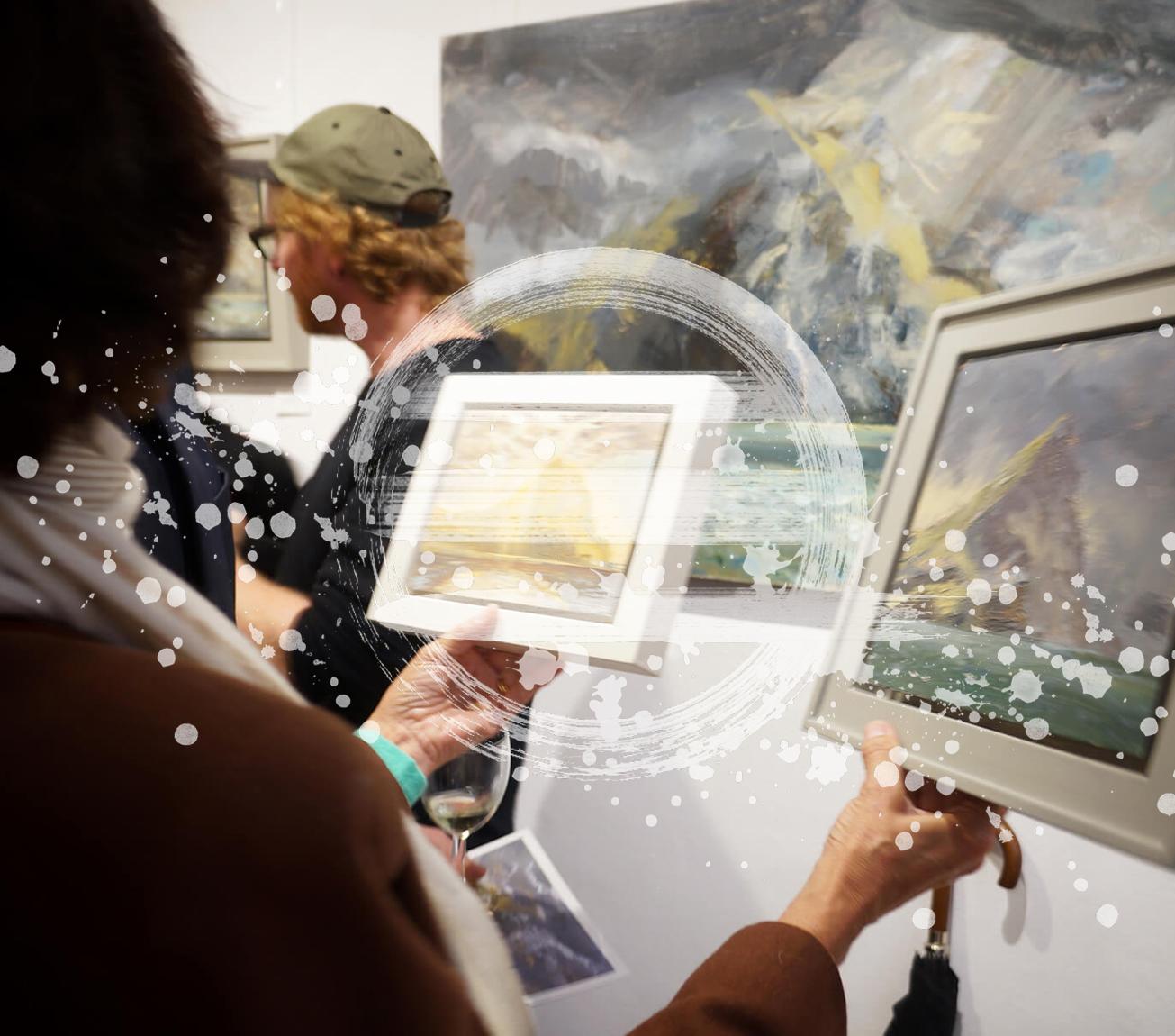 Exhibition 'New Work'