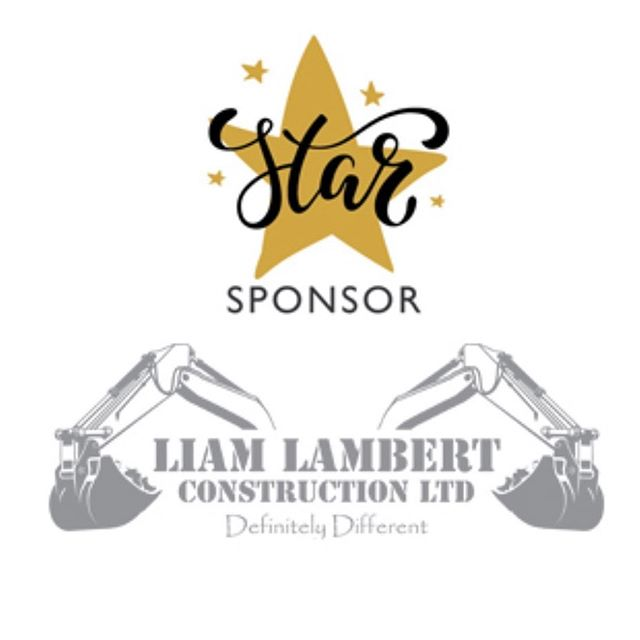 We just wanted to take the time to introduce you all to one of our ⭐️star⭐️ sponsors LIAM LAMBERT CONSTRUCTION LTD. Who right away jumped at the chance to help us raise money for Great Ormond Street Hospital.  We are so grateful for their support and look forward to seeing them on the night!  To find out more about Liam Lambert Construction you can visit their website https://www.inthestarsball.co.uk/our-star-sponsors