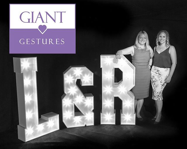 A big thank you to GIANT GESTURES  Have so kingly donated some beautiful large letters for the night. They specialise in bespoke event decor creating the perfect backdrop or unique touch to your special occasion whether it be with one of their hand made Flower Walls, Pom Pom walls and Mirror Seating Plans  What ever the event from corporate party to your special wedding days they have something to make your guests go wow.  www.giantgestures.com #charityball #suffolk #greatormondsgreet