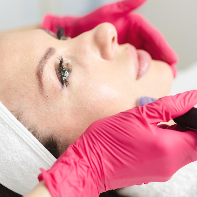 MICRODERMABRASION - Microdermabrasion is a common procedure primarily used to remove dead and dull surface layers of the skin. Additionally, it stimulates collagen production, promotes skin cell rejuvenation, and can diminish scars and improve the overall appearance of the skin.30-minutes $50