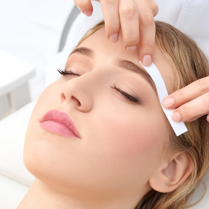 WAXING (BROWS TO BRAZILIANS) & TINTING - Complete service for all your waxing and tinting needs.$10 -$65