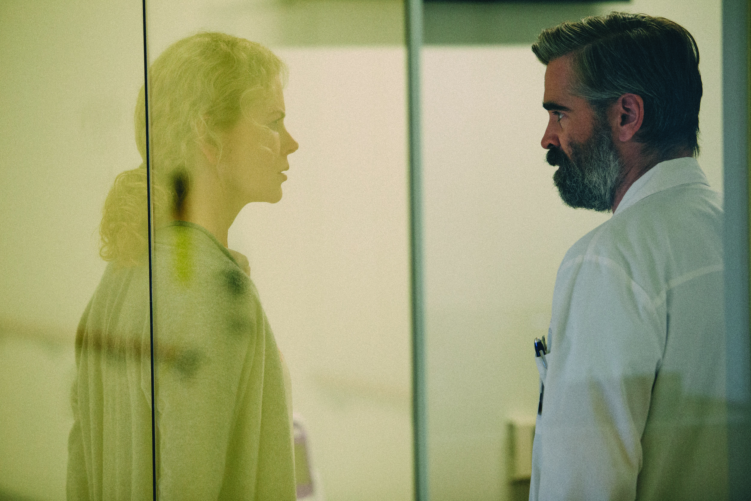 The Killing of a Sacred Deer (2017) Courtesy of  Fís Éireann/Screen Ireland