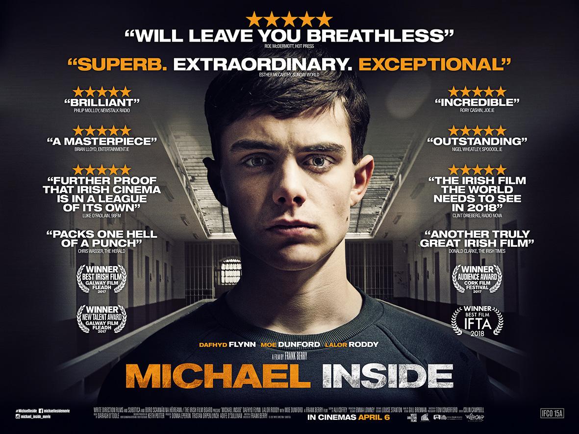 Michael Inside (2018) Courtesy of  Fís Éireann/Screen Ireland