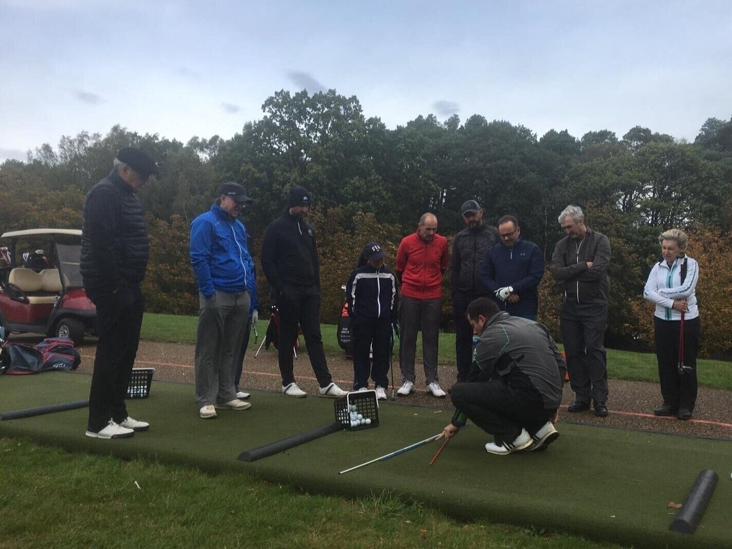 Discussing Swing Direction and Clubface angles!