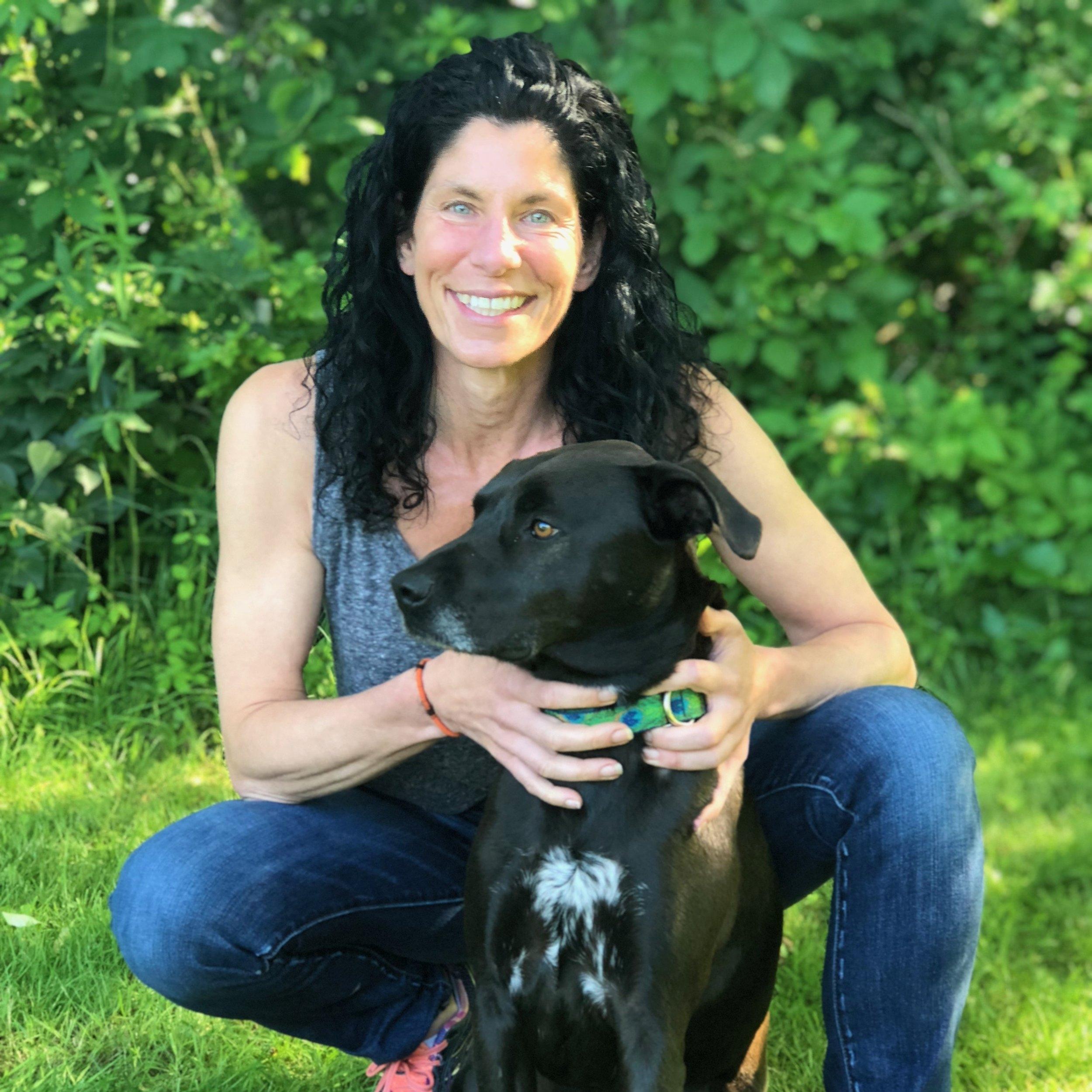 Sharon tedesco of south bay veterinary clinic