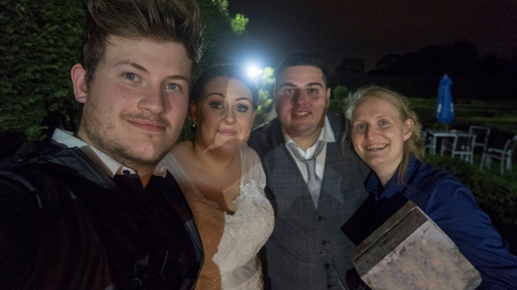 """Choosing you to be our photographer was one of the best decisions we made for our wedding. Even the guests kept saying how amazing you were, everyone loved you"" - -Jamie Birtles"