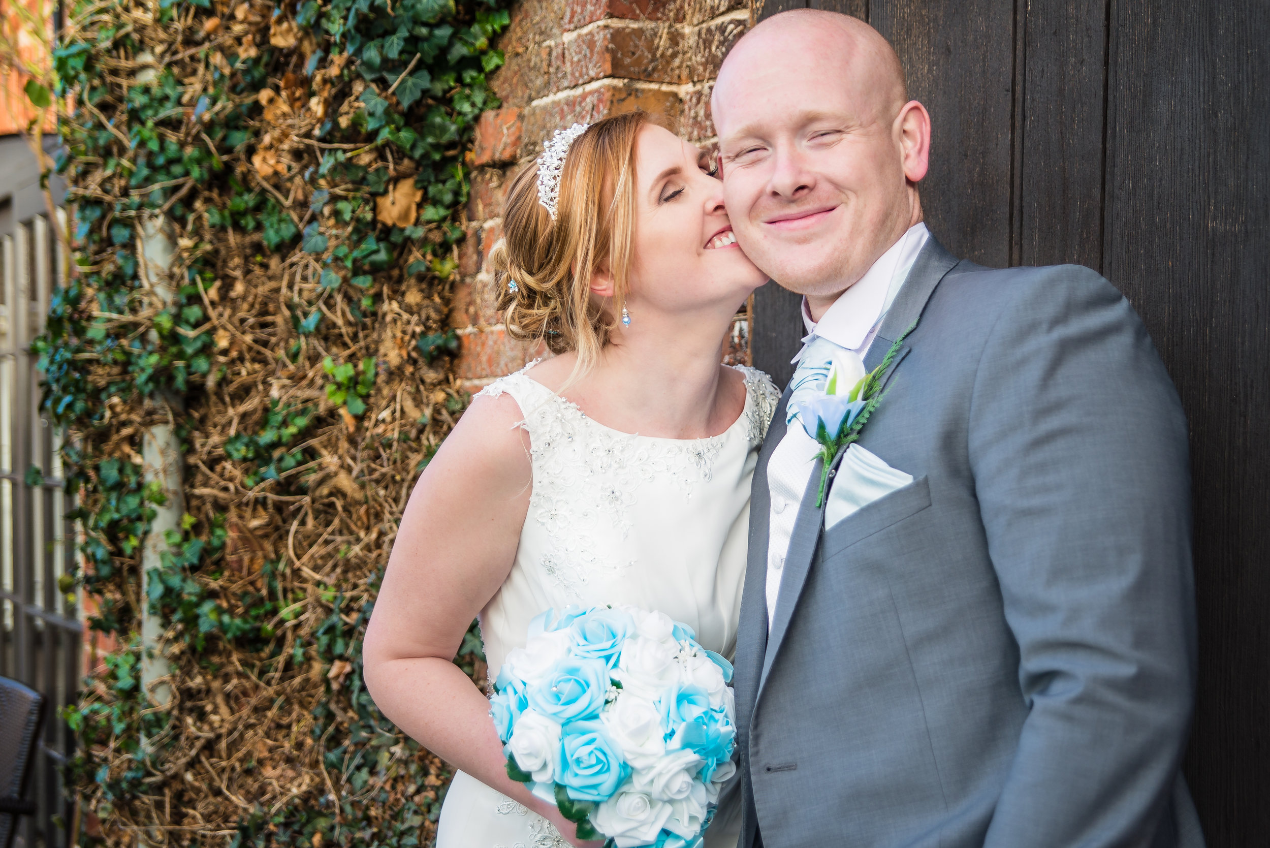 Wedding photography shropshire