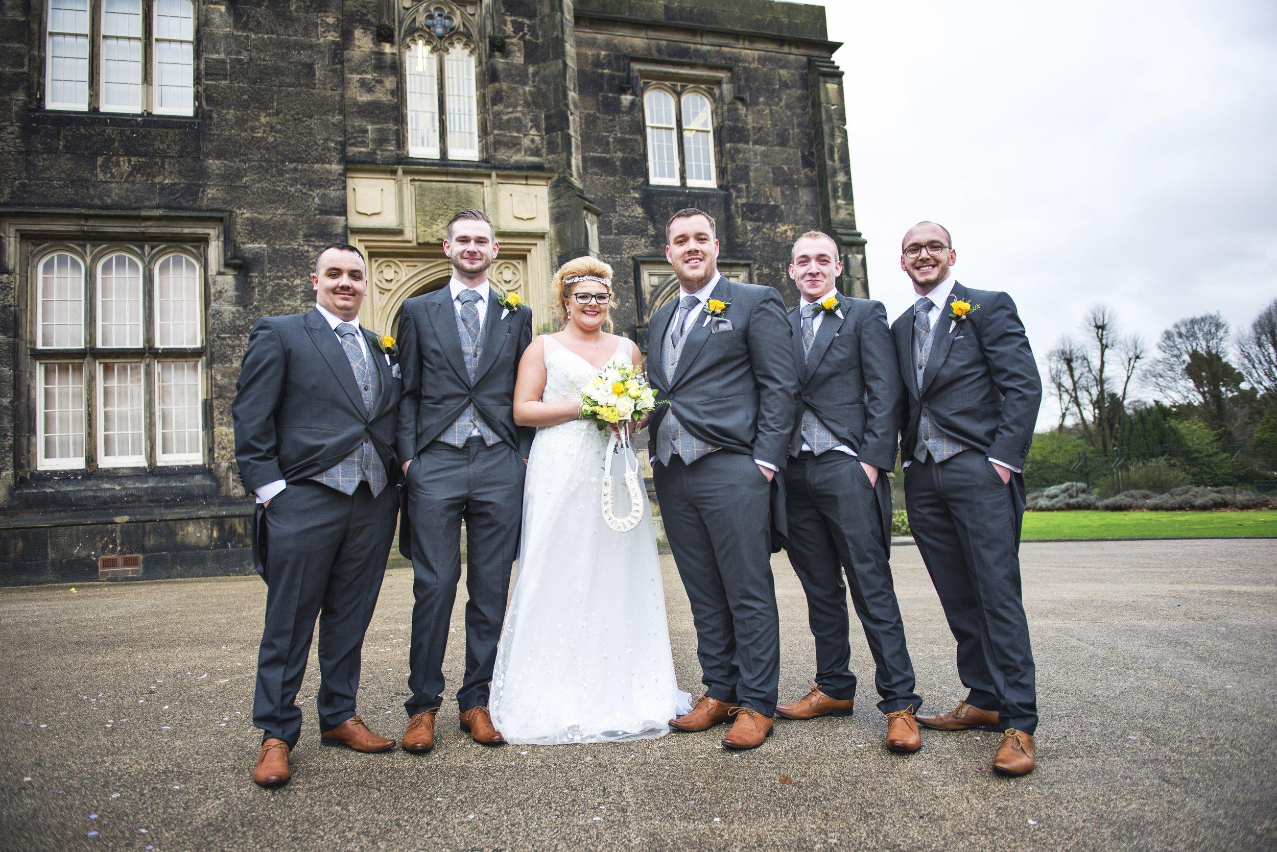 Traditional Wedding Photography portrait
