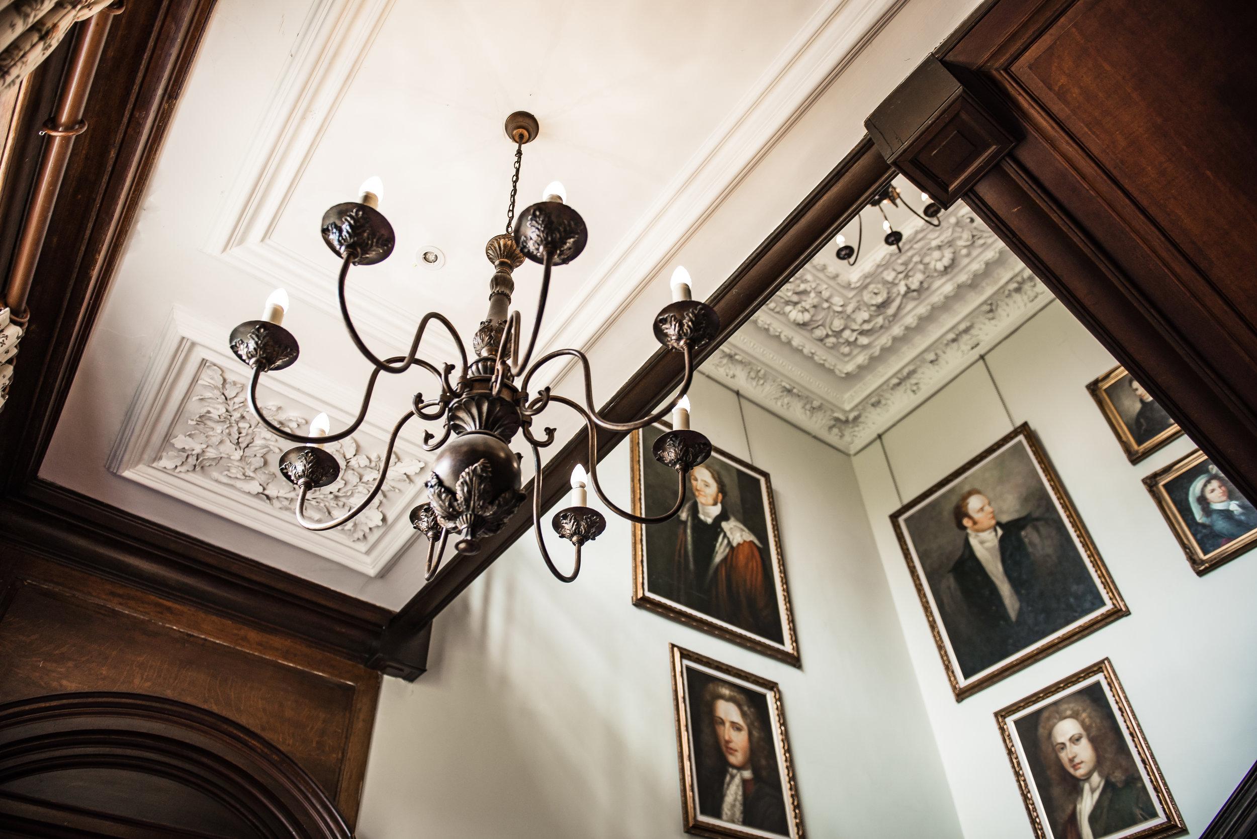 Castle Bromwich Hall hotel Interior