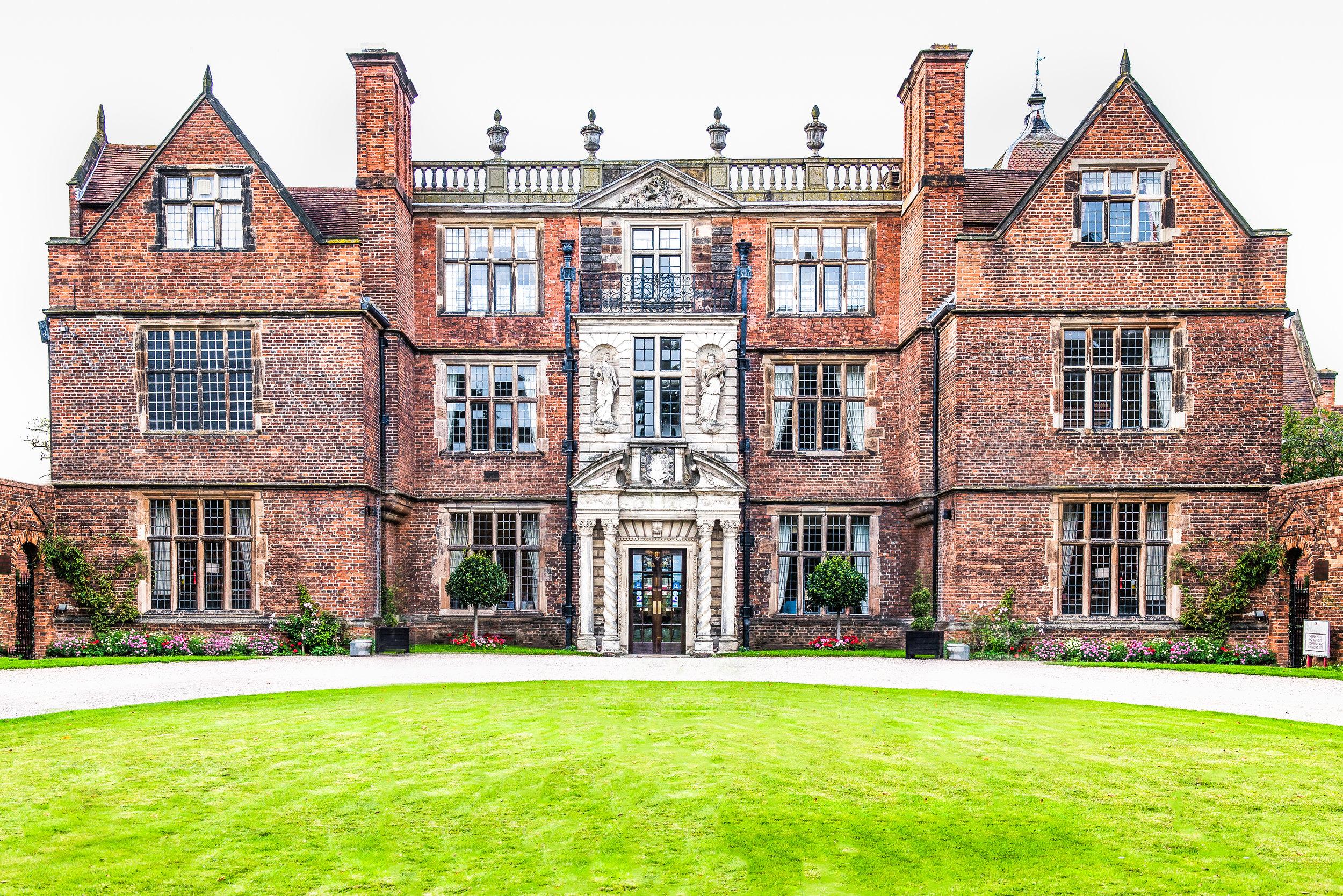 Castle Bromwich Hall Hotel & Gardens Wedding photographer