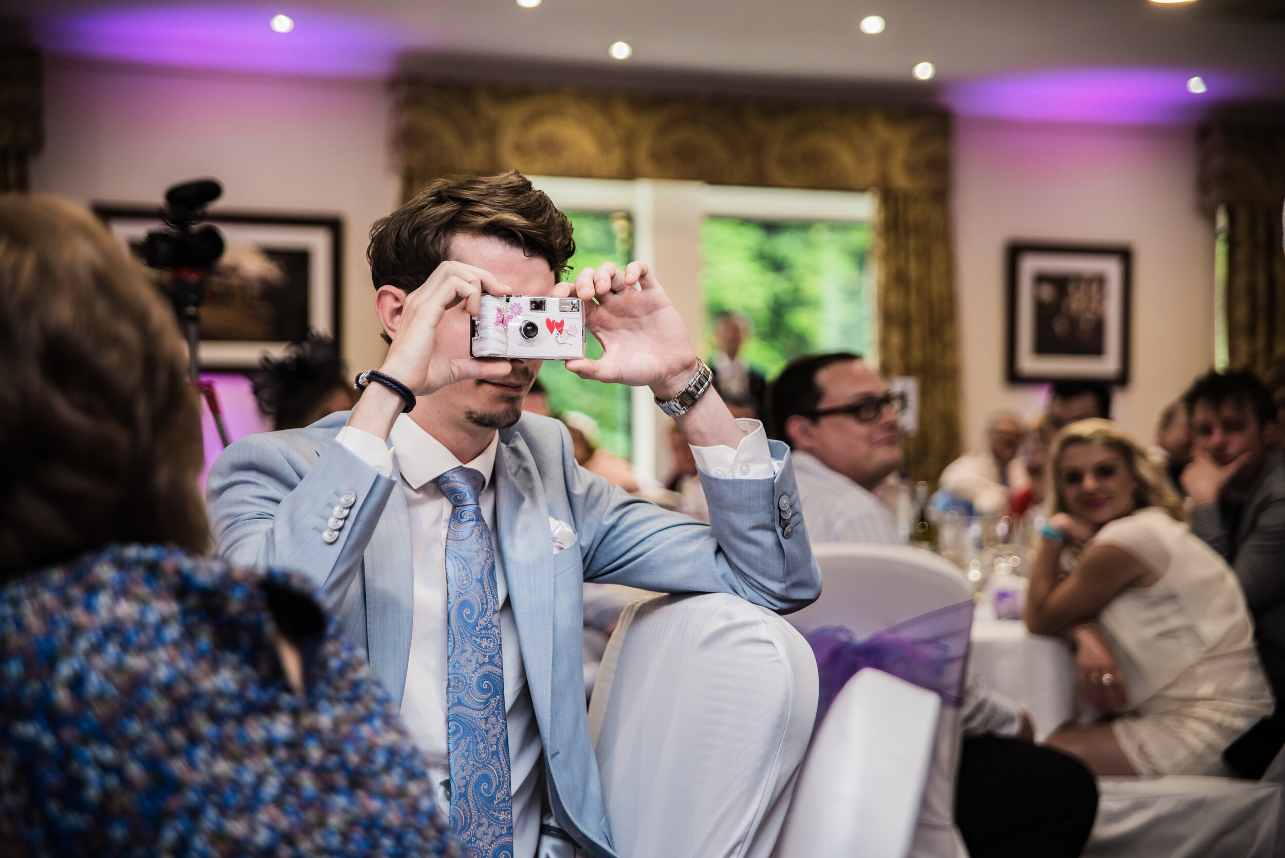wedding videography package