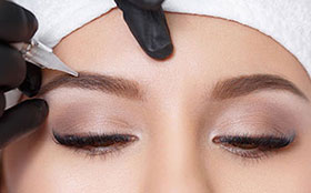 Ombre Brows -