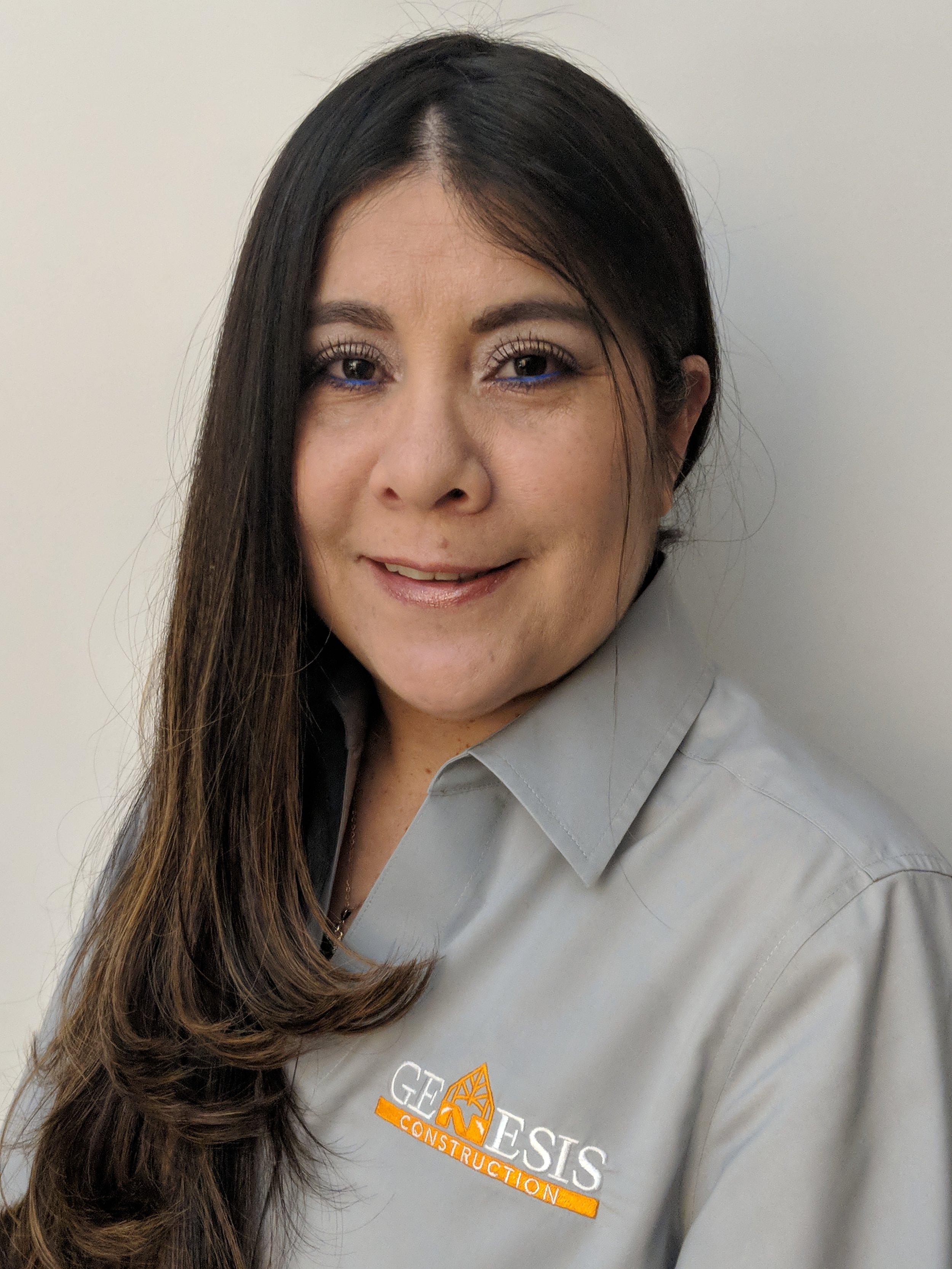 Sandra Carvajal - Office Managersandra@genesiscoc.com