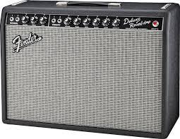 Fender Deluxe Reverb (Black face) - 20W Tube Guitar Combo Amp