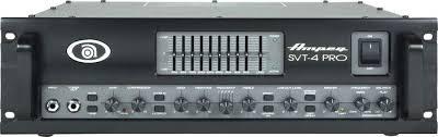 Ampeg SVT-4 Pro - 1200W Bass Head