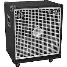 "SWR 4x10"" Bass Cabinet - 700W Bass Cabinet"