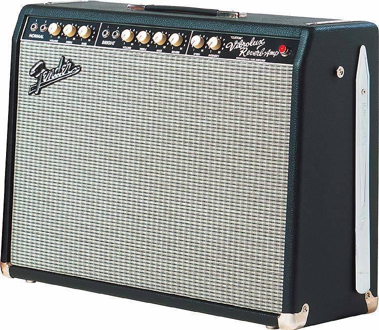 Fender Vibrolux Reverb Reissue - 40W Tube Guitar Combo Amp