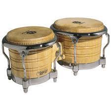 LP Generation II Bongos -