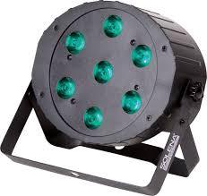 Solena Professional Max Par 70 - 70W LED RGBW Uplighting Fixture