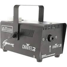 Chauvet DJ Hurricane 700 - A 1,500 cfm fog machine.